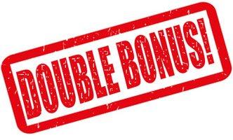 Double Bonuses